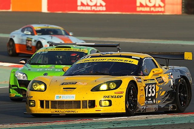 V8 racing Dubai