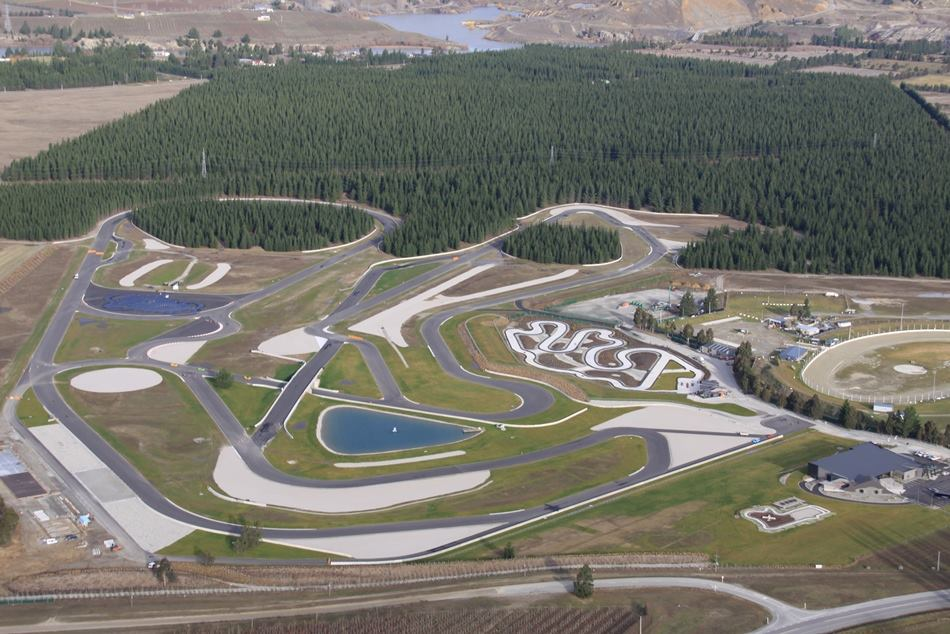 Highlands motorsport park