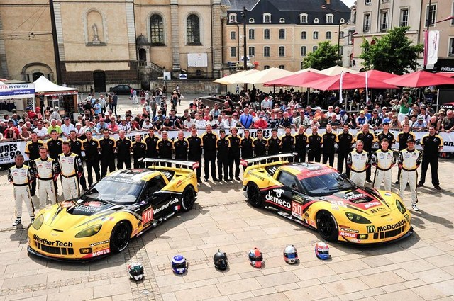 larbre competition le mans 2013